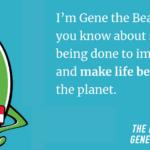 Meet Gene the Bean!
